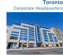 Toronto: Corporate Headquarters